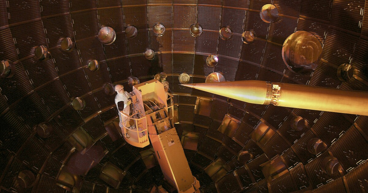 A blast into a clean energy future? Scientists tout nuclear fusion breakthrough