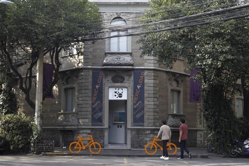 Vista general de casas y edificios de la colonia Roma, el 14 de diciembre de 2018, en Ciudad de México (México). EFE/Archivo