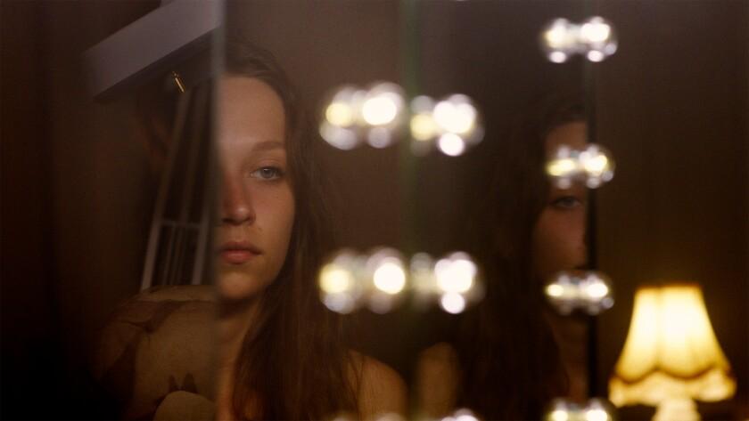 "Molly Windsor stars in ""Make Up."""