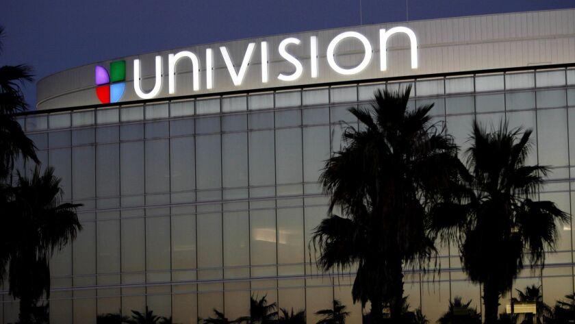USA - Media - Univision Headquarters