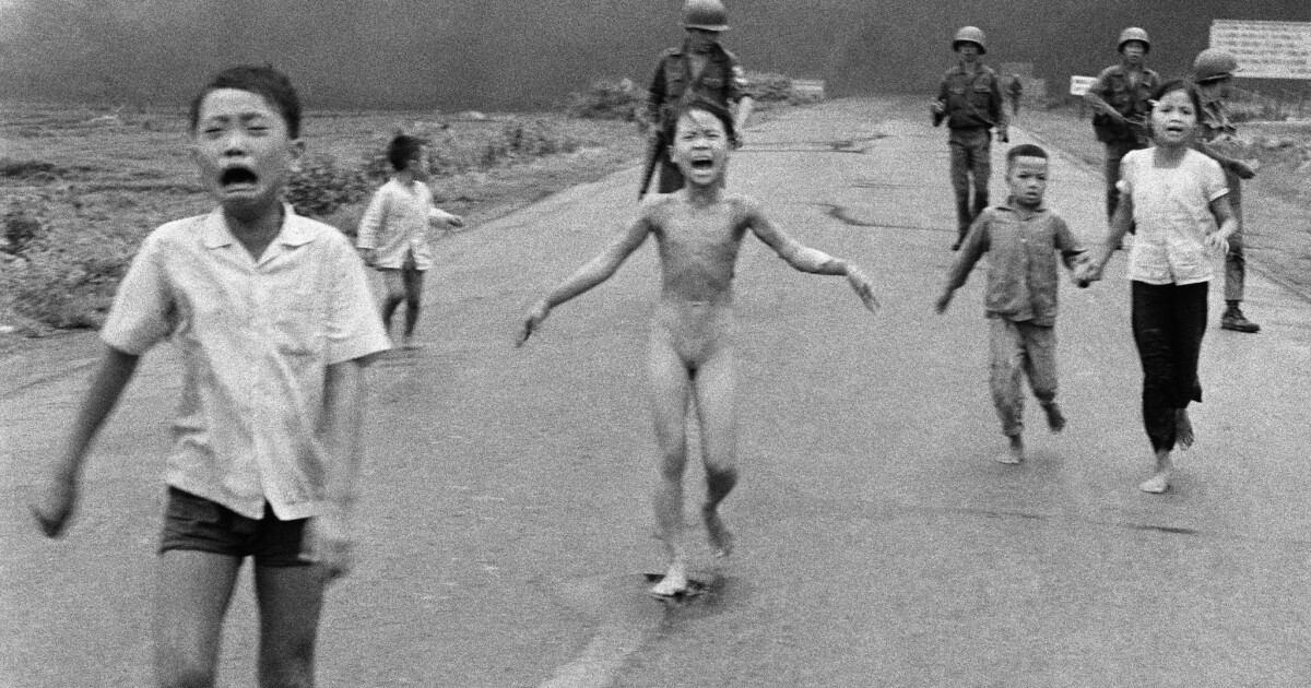 From Vietnam to Los Angeles: Photographer who captured iconic image on one road sees end of another