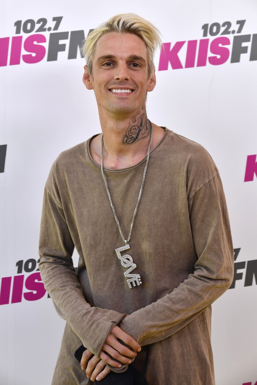 Aaron Carter let loose on Twitter after his brother said he's seeking a restraining order against him.