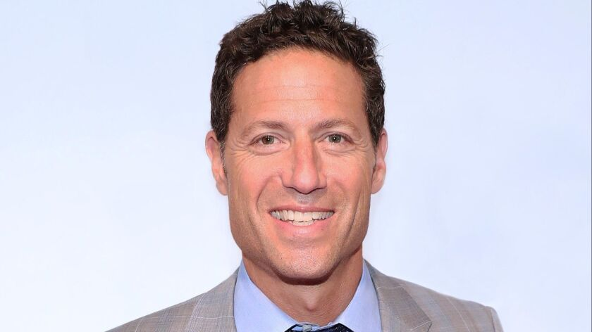 Mark Shapiro joined the IMG division of Endeavor in 2014.