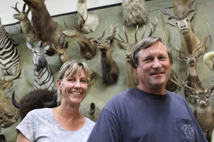 Burb's Eye View: Visiting the go-to guy for animal oddness