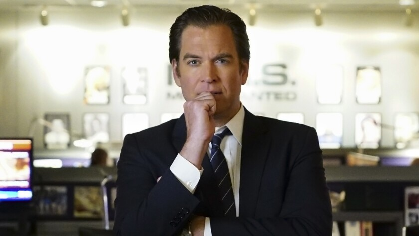 """Before """"NCIS,"""" Michael Weatherly perfected his trade on soap opera """"Loving."""""""