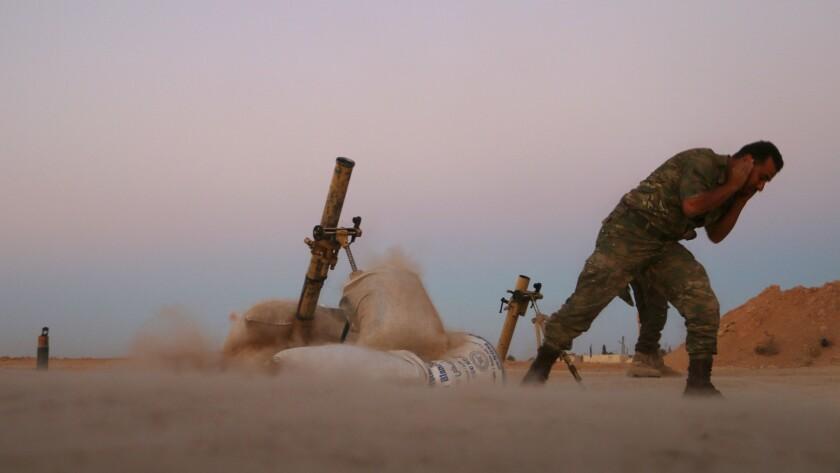 Syria Dabiq Islamic State