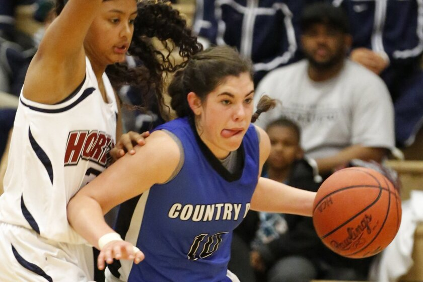 After years of playing early-morning title games, La Jolla Country Day and standout Kelsey Plum (right) will play at a more reasonable hour this  year.
