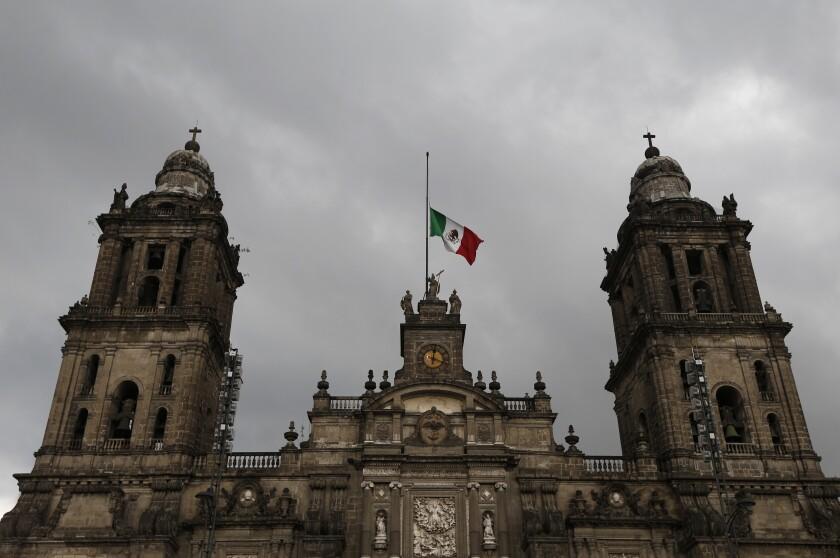 Mexico AP Explains - Church Abuse