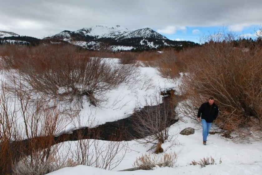 Mammoth Lakes water district, L.A. settle dispute over Mammoth Creek
