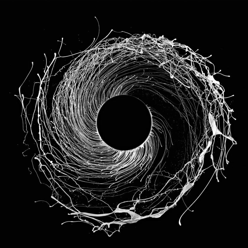 """Dawn of Midi cover art for the """"Dysnomia"""" CD."""