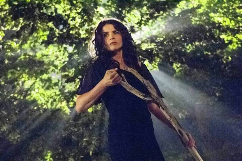 Witches are one way to 'safely' present strong female characters