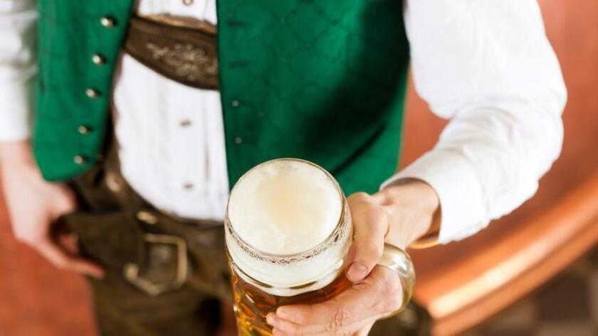 San Diego breweries craft for Oktoberfest. (/ Shutterstock.com)