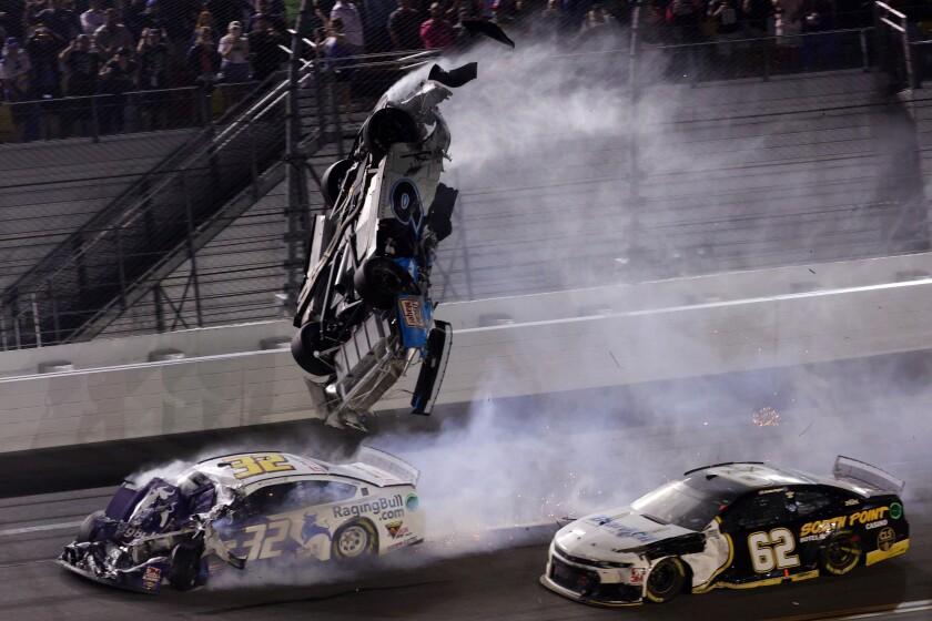 Denny Hamlin Wins 2020 Daytona 500 Ryan Newman Seriously Injured