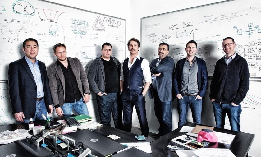 Arrivo co-founders