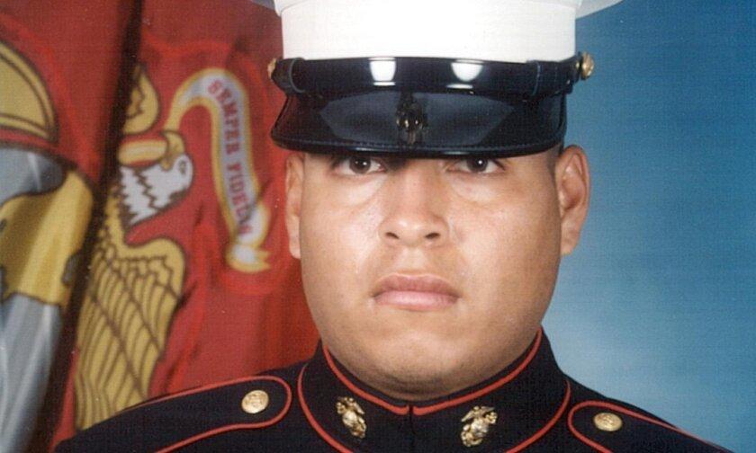 Marine Sgt. Rafael Peralta
