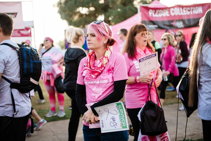 Lindsay at the Race for the Cure.jpg