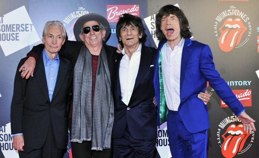 Rolling Stones tour opener bumped to May 3 by NBA playoffs