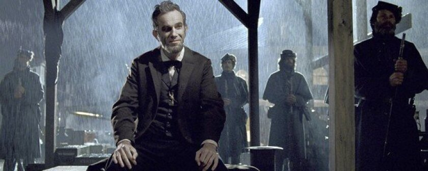 'Lincoln' was a tall order for Spielberg, Day-Lewis