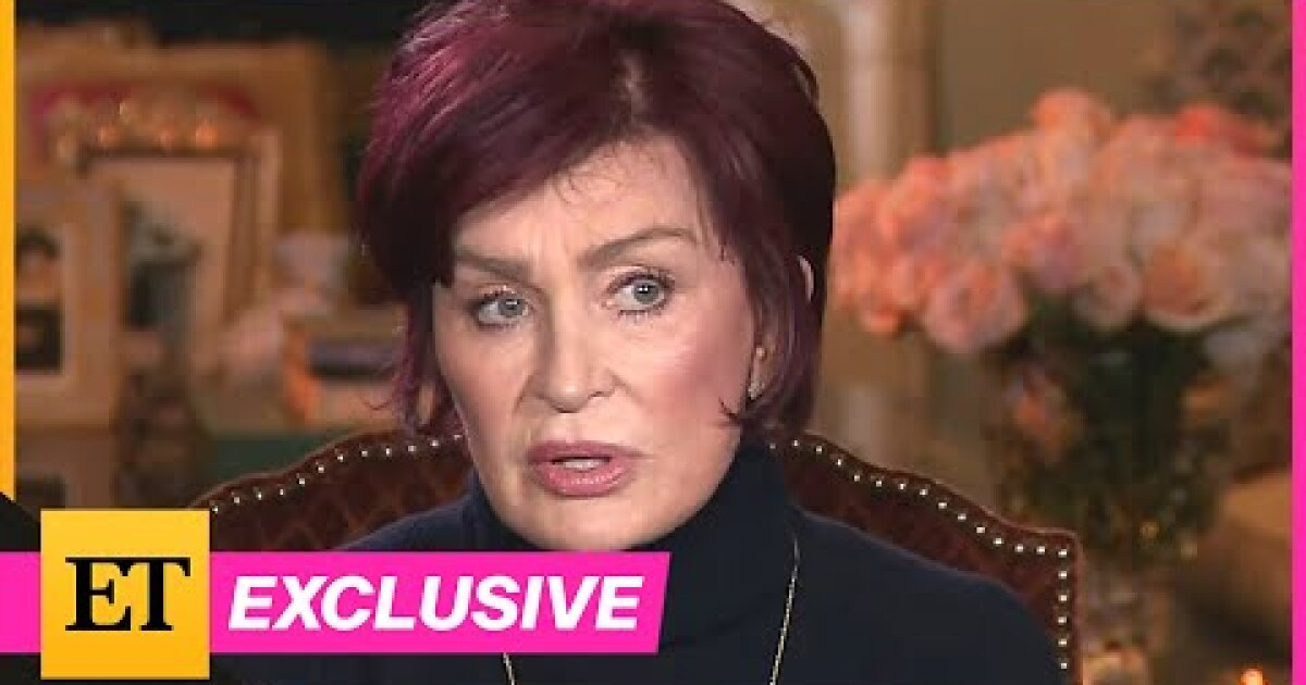 Sharon Osbourne Might Leave The Talk After Racism Dustup Los Angeles Times