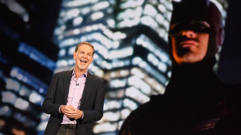 Column: Netflix raises executive salaries, proving that