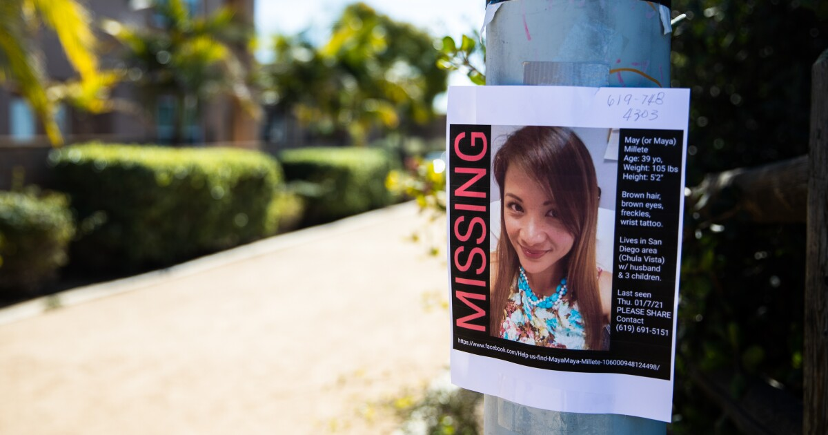 Police serve search warrant at home of missing Chula Vista mother