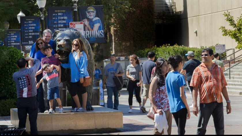 UCLA skilled-trades workers have voted to strike Nov. 16, but university officials say the campus and medical facilities will remain open and operational that day.