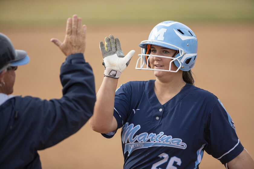 Photo Gallery: Marina vs. Edison in softball