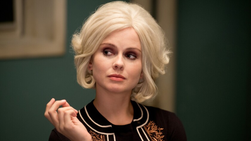 """Liv (Rose McIver) investigates the death of a wealthy woman in a new episode of """"iZombie"""" on the CW."""