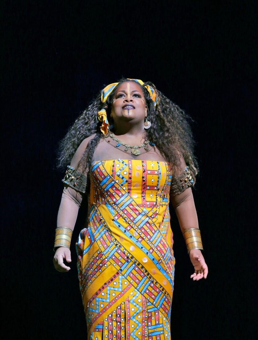 A photo of 'Aida'