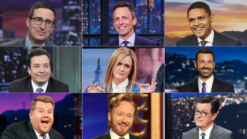 Late Night' makes late night look bleak for women. So we asked how ...