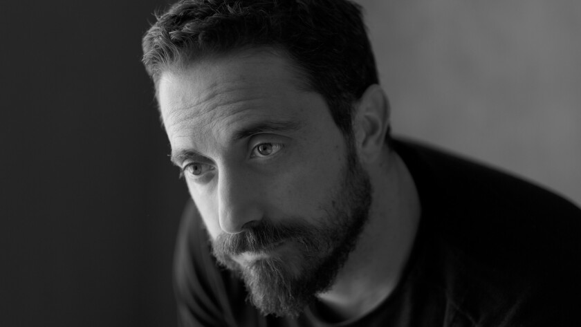 "Pablo Larraín, director of the films ""Neruda"" and ""Jackie."""