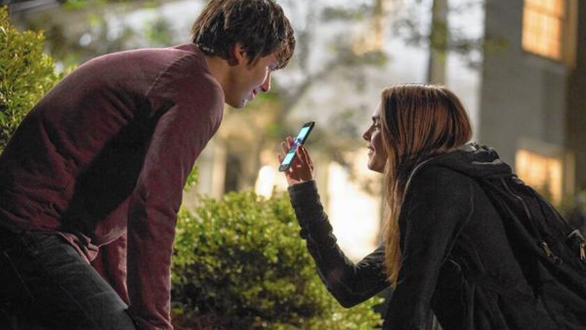 Review: 'Paper Towns' unfolds into a solid high school movie