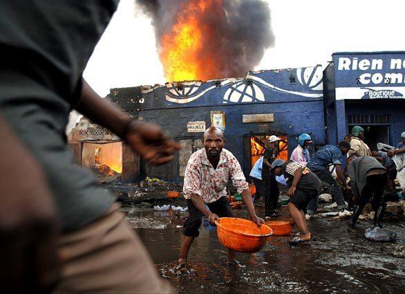 Congo Crash