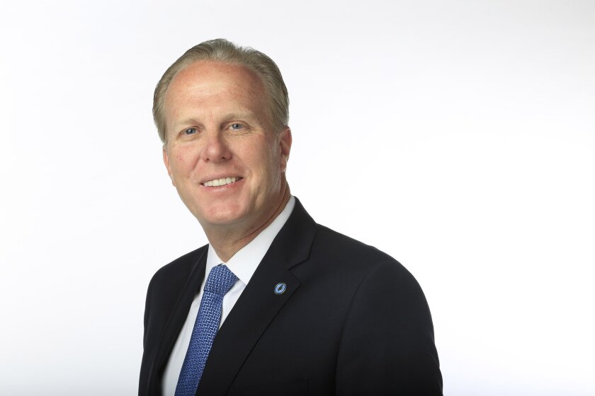 Wages: $96,974 Retirement & health costs: $19,411 Population: 1,391,676 Shown: Mayor Kevin Faulconer
