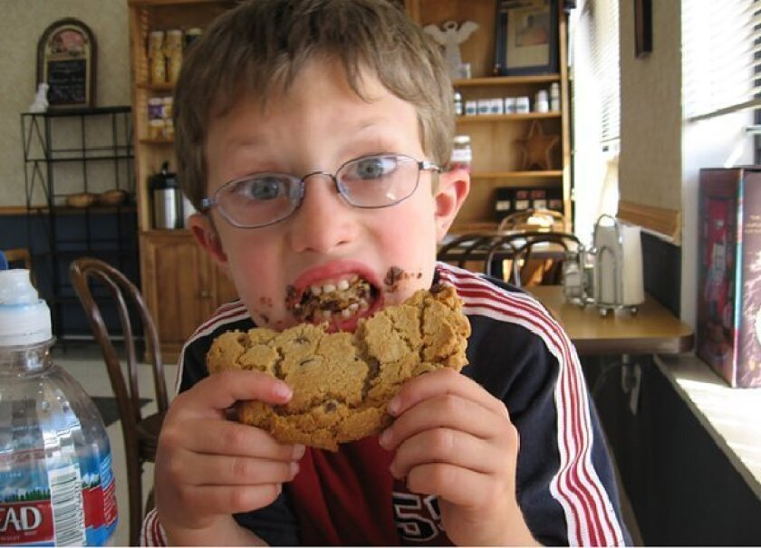 Cookie man.