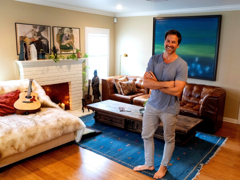My Favorite Room | Actor and musician Paul Greene