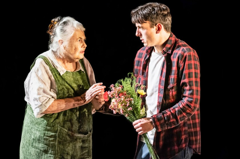 """The Inheritance,"" with Lois Smith and Samuel H. Levine"