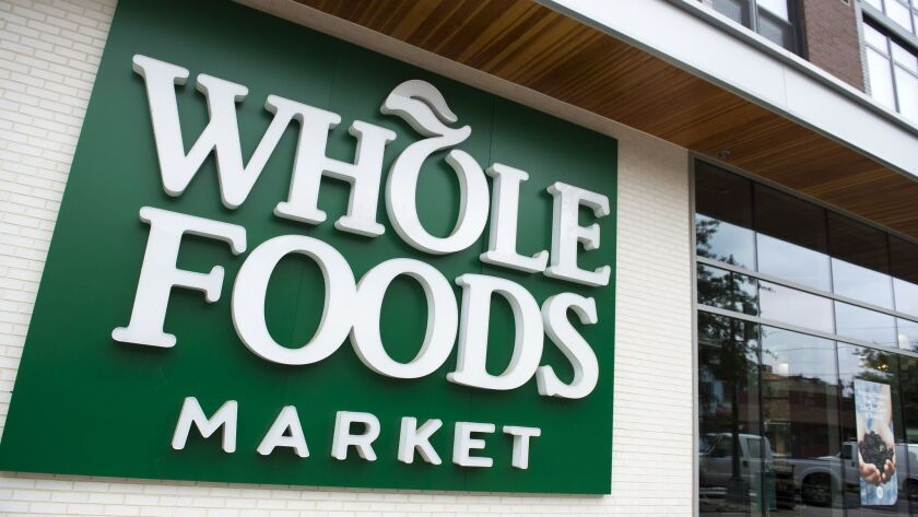 Amazon bought Whole Foods Market in 2017.