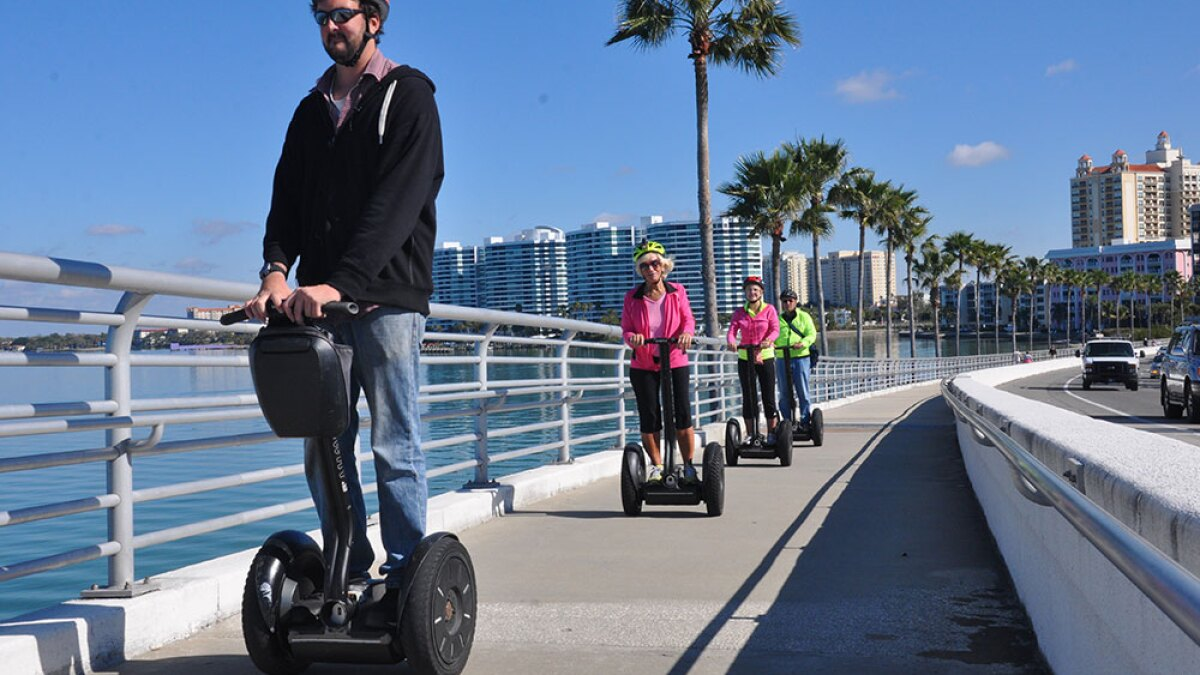 San Diego cracking down on Segways to curb injury payouts - The San