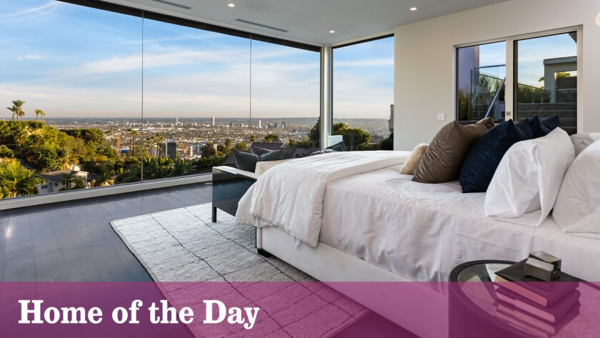 Home of the Day: Outdoor entertaining in Hollywood Hills West