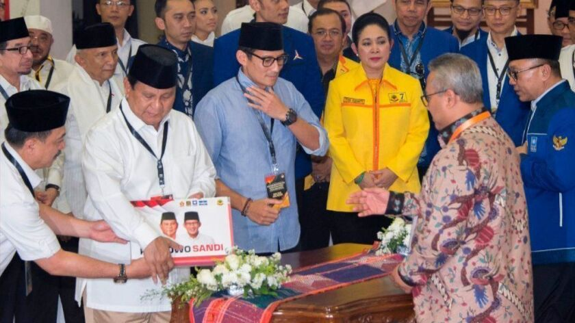 INDONESIA-POLITICS-ELECTIONS