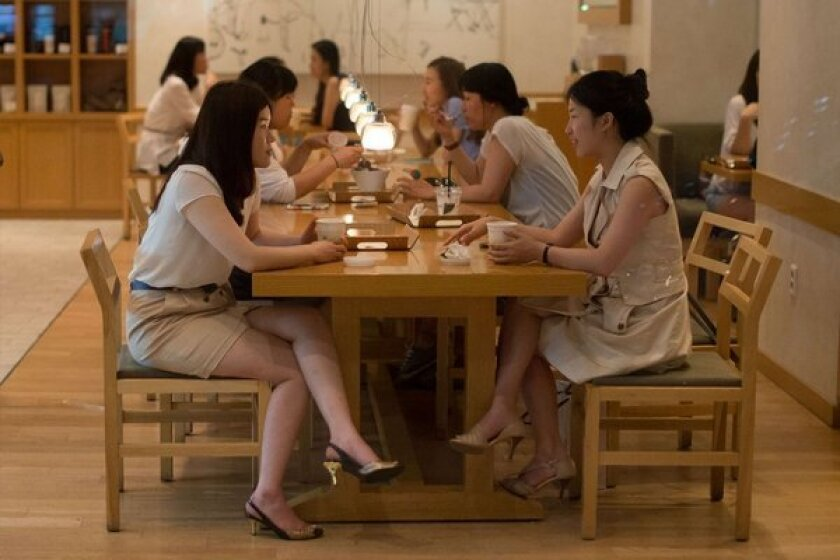 Working women in South Korea are most happy with the reduction in work hours, according to a new study.