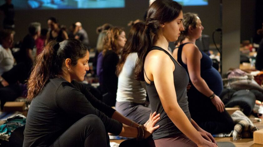 Urban Zen YogaWorks locations Urban Zen classes may be held at YogaWorks studios around Los Angeles