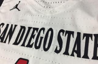 SDSU men's basketball picked to join selective Jordan Brand family
