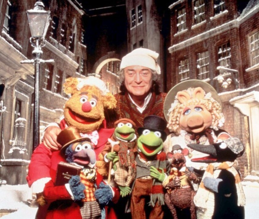 'The Muppet Christmas Carol'