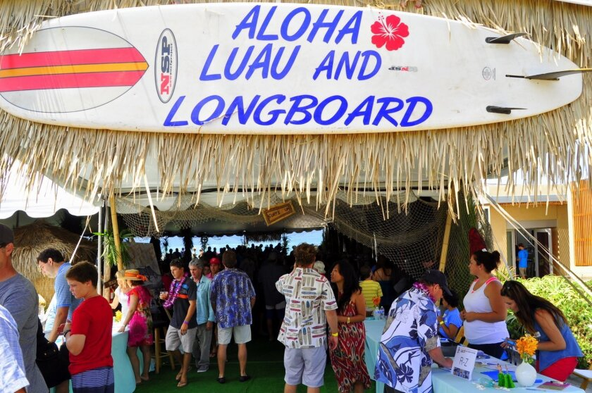 Luau and Legends of Surfing Invitational