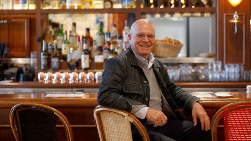 Mark Werts, owner of clothing company American Rag Cie and home goods company Maison Midi, is experimenting with a restaurant and retail store hybrid, Beau Soleil Kitchen & Bar, in Huntington Beach.