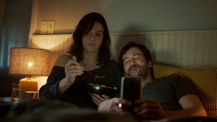 """Kraft Heinz Co.'s Devour brand's Super Bowl spot tells the story of a woman struggling with her boyfriend's """"frozen food porn addiction."""" A 60-second version of the ad debuted Jan. 23, 2019, online. A 30-second version will air Feb. 3 during the Super Bowl."""