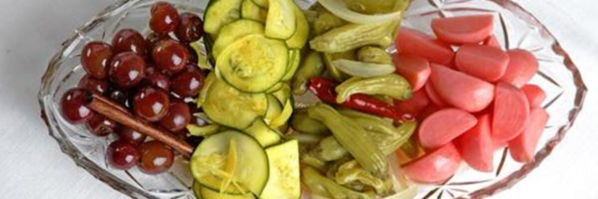 Beyond cucumbers: Homemade pickles