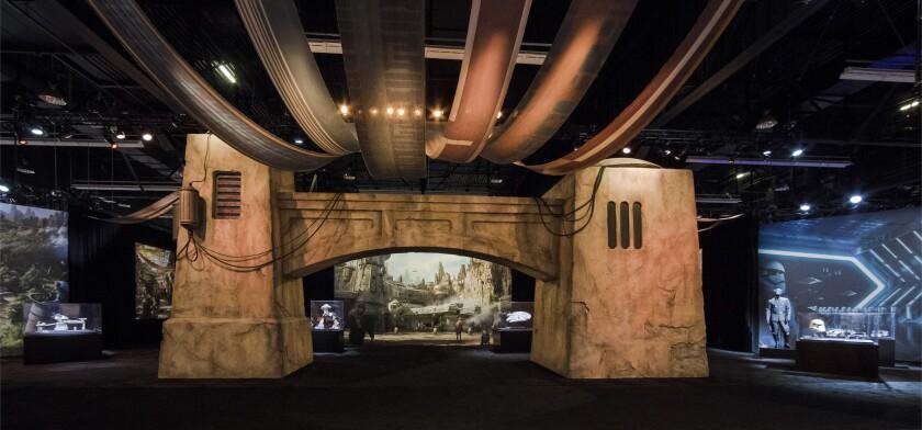 Disney's new 'Star Wars' lands